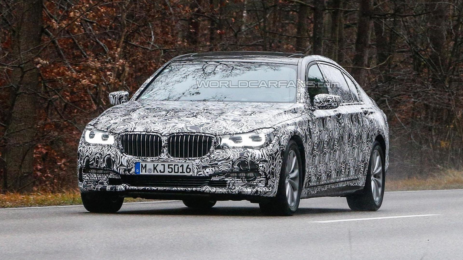 Next-gen BMW 7-Series could lose up to 170 kg