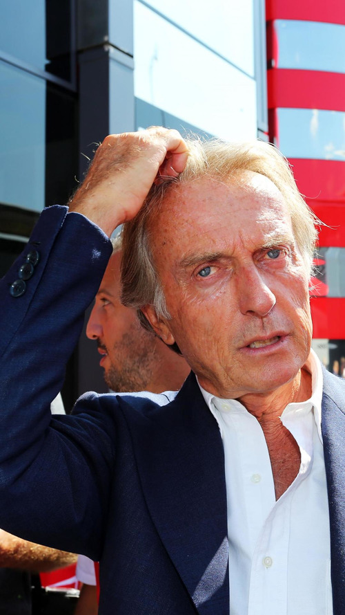 Marchionne says even Montezemolo 'can be replaced'
