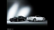 Aston Martin DB9 Volante Morning Frost Special Edition