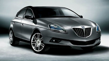 Lancia Delta HPE Concept Car World Premier