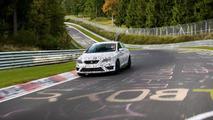 Seat Leon Cupra 280 sets record Nurburgring time