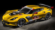 2014 Chevrolet Corvette C7.R leaked official photo