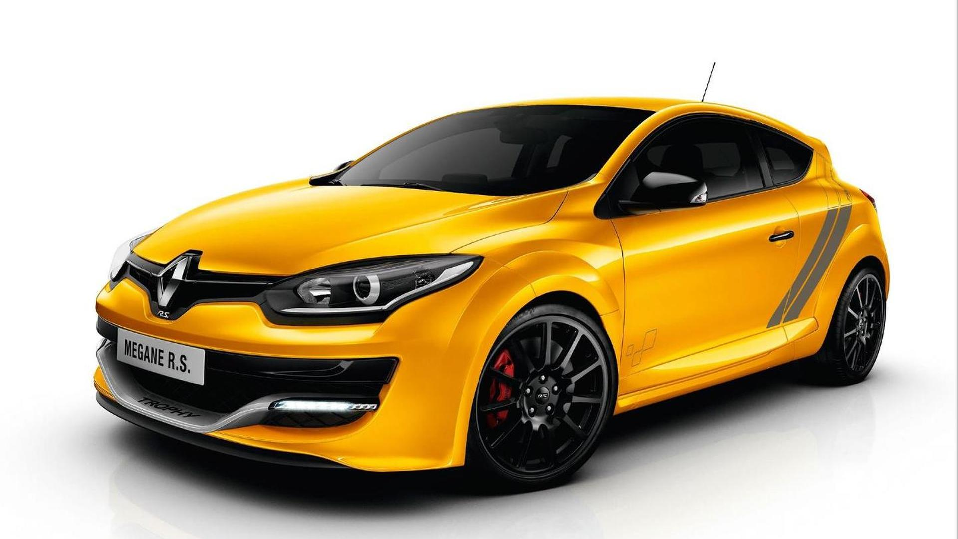 Megane Renaultsport 275 Trophy unleashed, aims to claim FWD Nurburgring crown