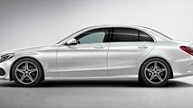 2014 Mercedes-Benz C-Class AMG Line