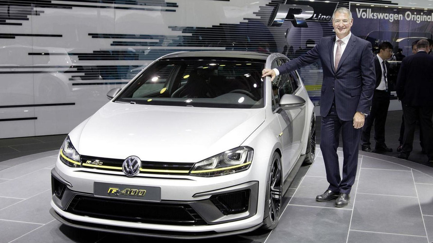 Volkswagen Golf R 400 concept going into production - report