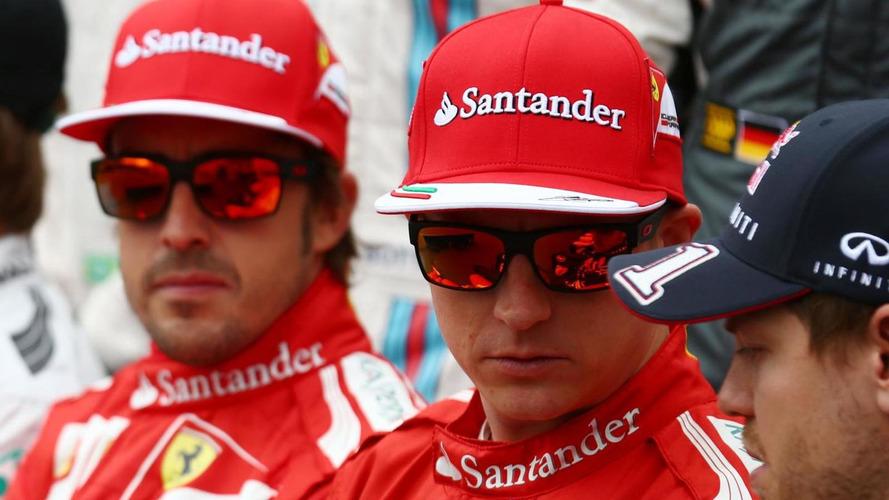 Alonso happy to be beating Raikkonen