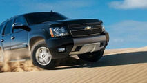 Large SUV: Chevrolet Tahoe