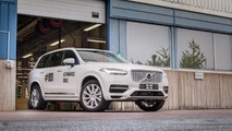 Volvo's Drive Me autonomous car experiment gets under way