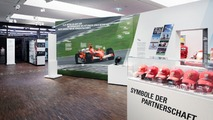 Michael Schumacher exhibition