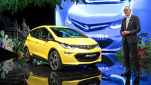 Opel Ampera-e revealed in Paris with huge 310-mile range
