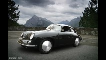 Porsche 356C Outlaw Custom Coupe The Bonneville