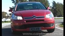Citröen lança o C4 Hatch na Argentina - Carro chega ao Brasil em março de 2009