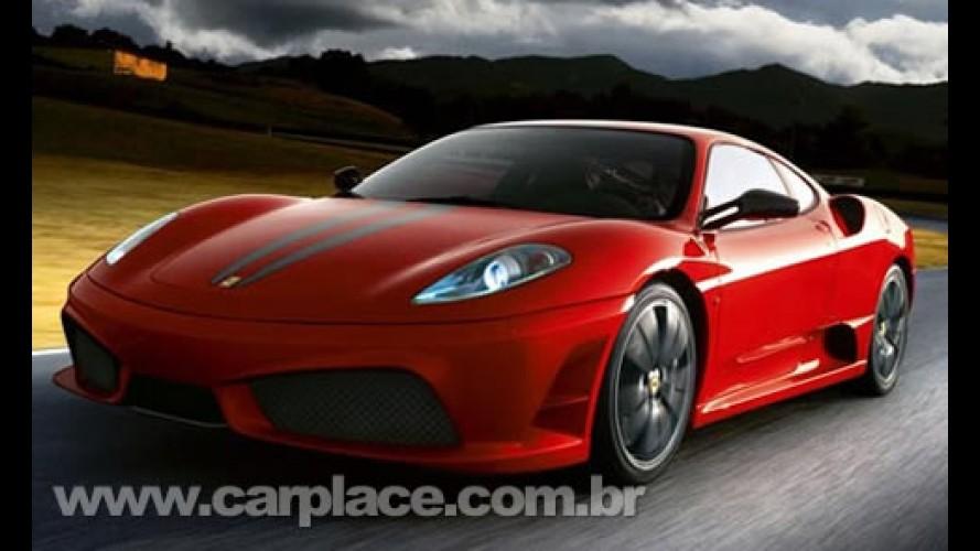 Ferrari F430 Scuderia começa a ser vendida no Brasil por R$ 1,6 milhão