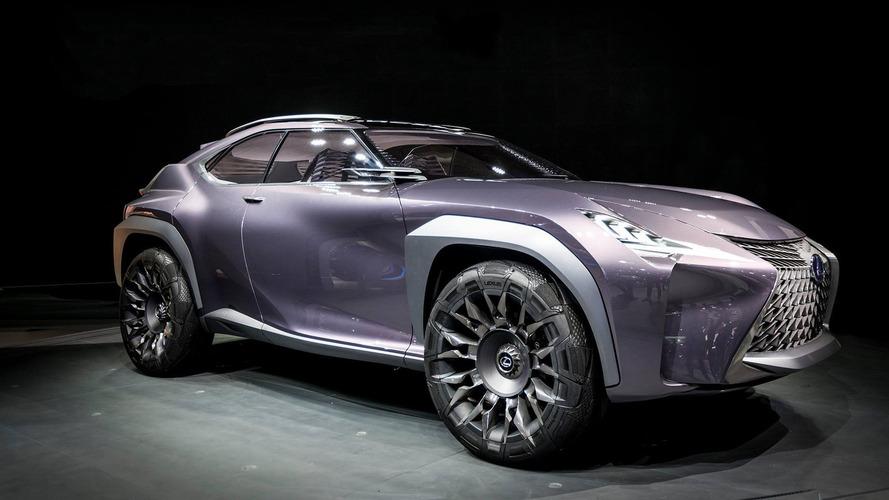Lexus UX Concept - un futur petit SUV premium pour bientôt !