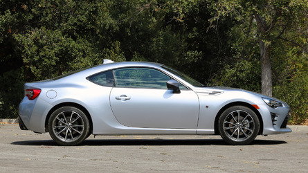 Toyota 86 recalled for possible vehicle rollaway