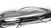 Porsche 929 rendering - 1.8.2011