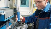 BMW cylinder head machining quality assurance