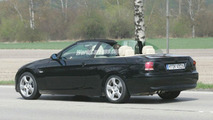 BMW 3 Series Coupe Cabrio spy photo