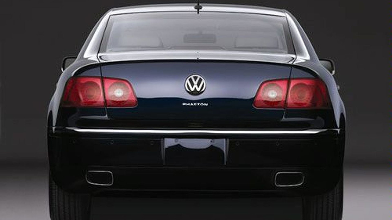 2004 US VW Phaeton