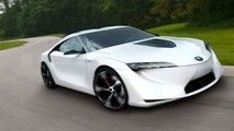 Toyota applies for second trademark on Supra name