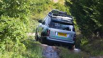 Range Rover Hybrid and Range Rover Sport Hybrid announced