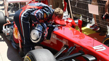 Ferrari 'not necessarily' good move for Vettel - Ecclestone