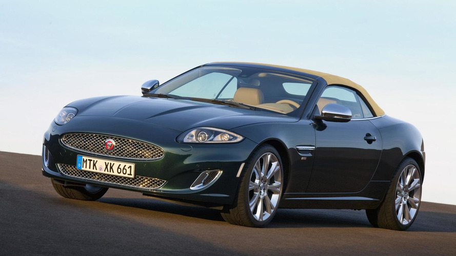 Jaguar XK66 Special Edition launched in Germany