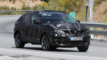 2014 Nissan Qashqai engines revealed