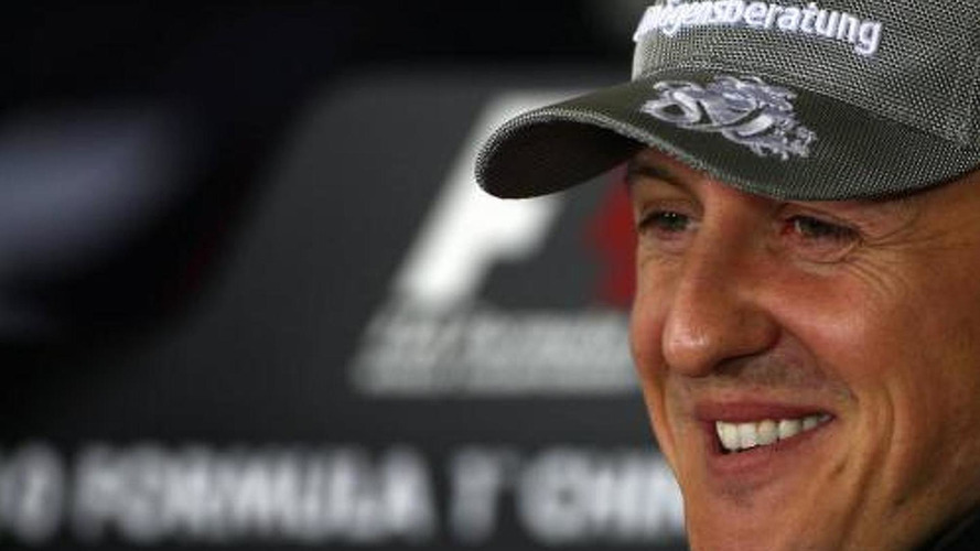 Schumacher, Fernandes, awarded France's Legion d'honneur