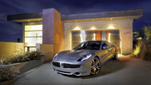 Pro driver tests Fisker Karma [video]