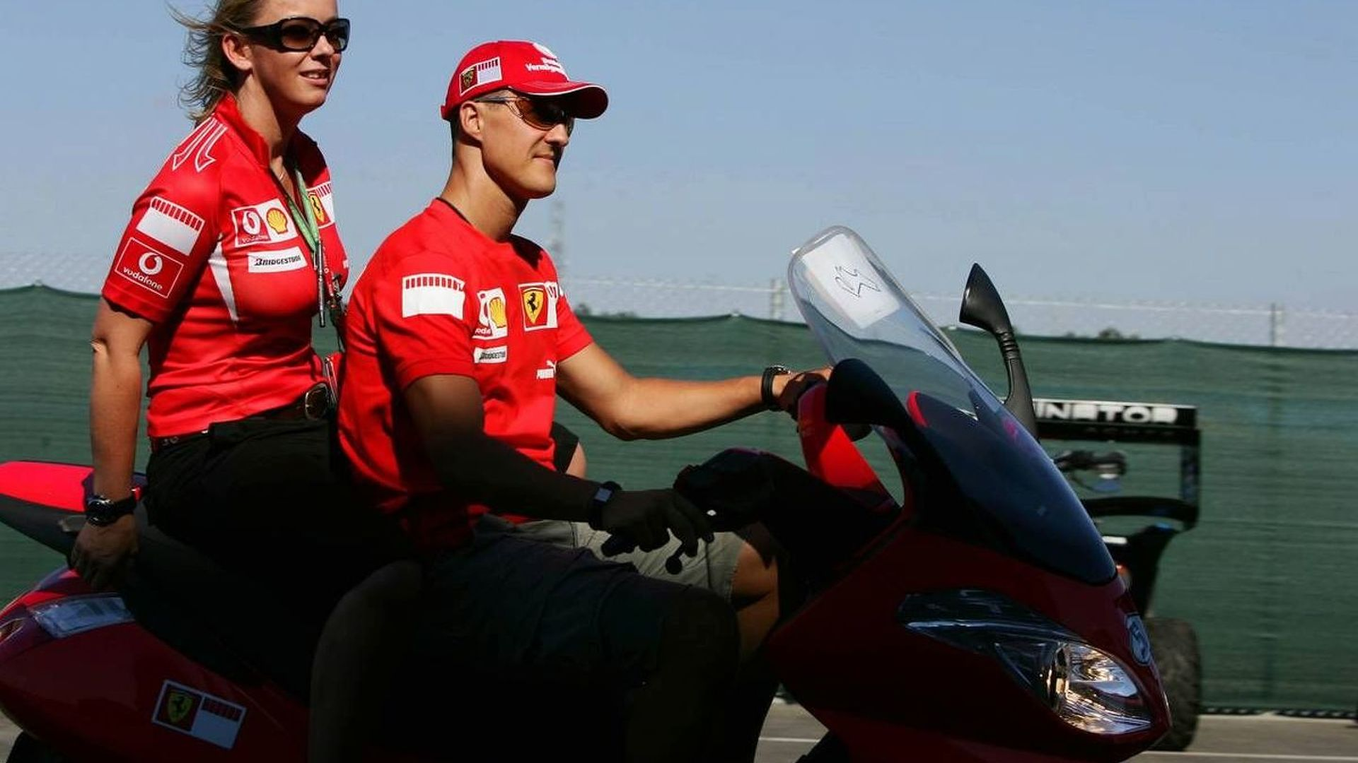 Manager guarding Schumacher's privacy