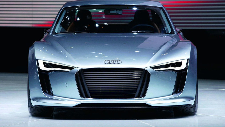 Second Audi e-tron Concept Surprises in Detroit - Possible R4 Preview?