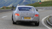 2011 Bentley Continental GT facelift spied