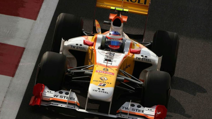 Losing Renault seat would be 'stupid' - Grosjean