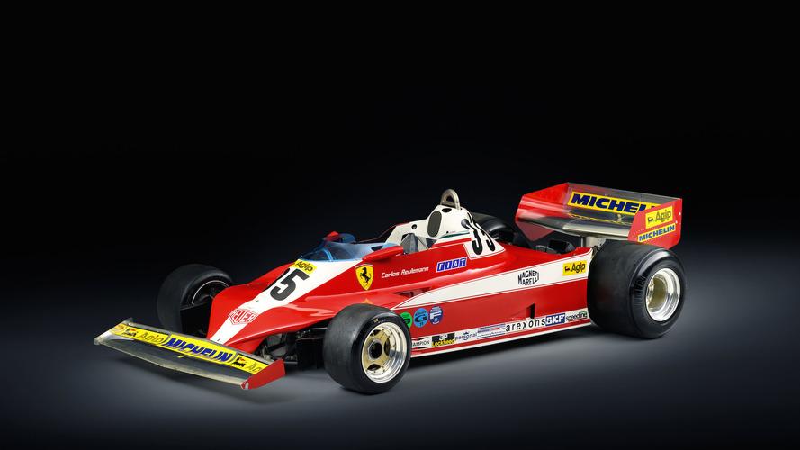 This Grand Prix-winning Ferrari Formula 1 car is up for sale