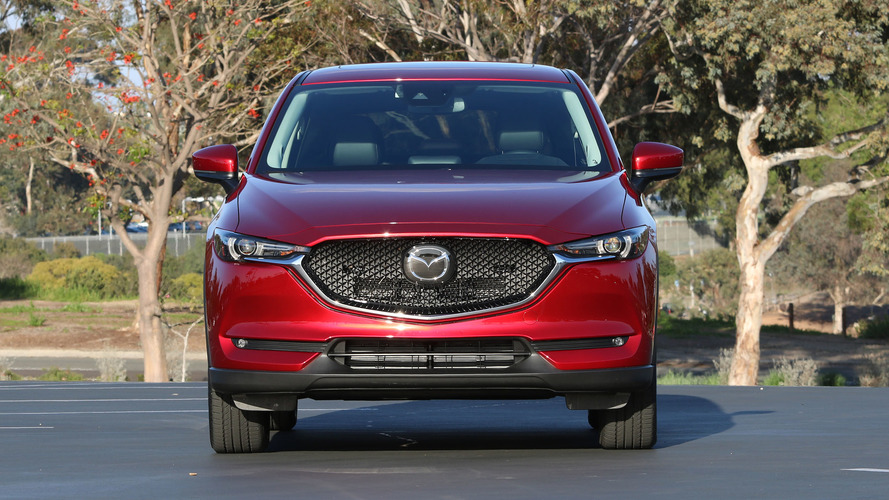 Model 2017 Mazda CX5 First Drive Now With Fewer Downsides