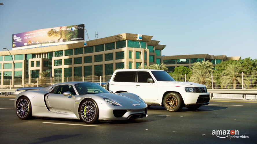 This 1,900-hp Nissan SUV eats Porsche 918s for breakfast