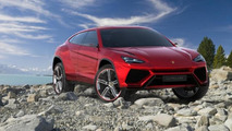 Lamborghini Urus pricing to start at €170,000 - report