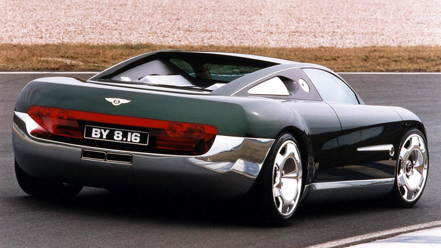 Bentley entry-level coupe could be based on the Audi R8 - report