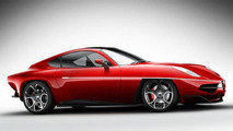 Carrozzeria Touring Superleggera Disco Volante 2012 concept leaked photo - low res - 02.3.2012