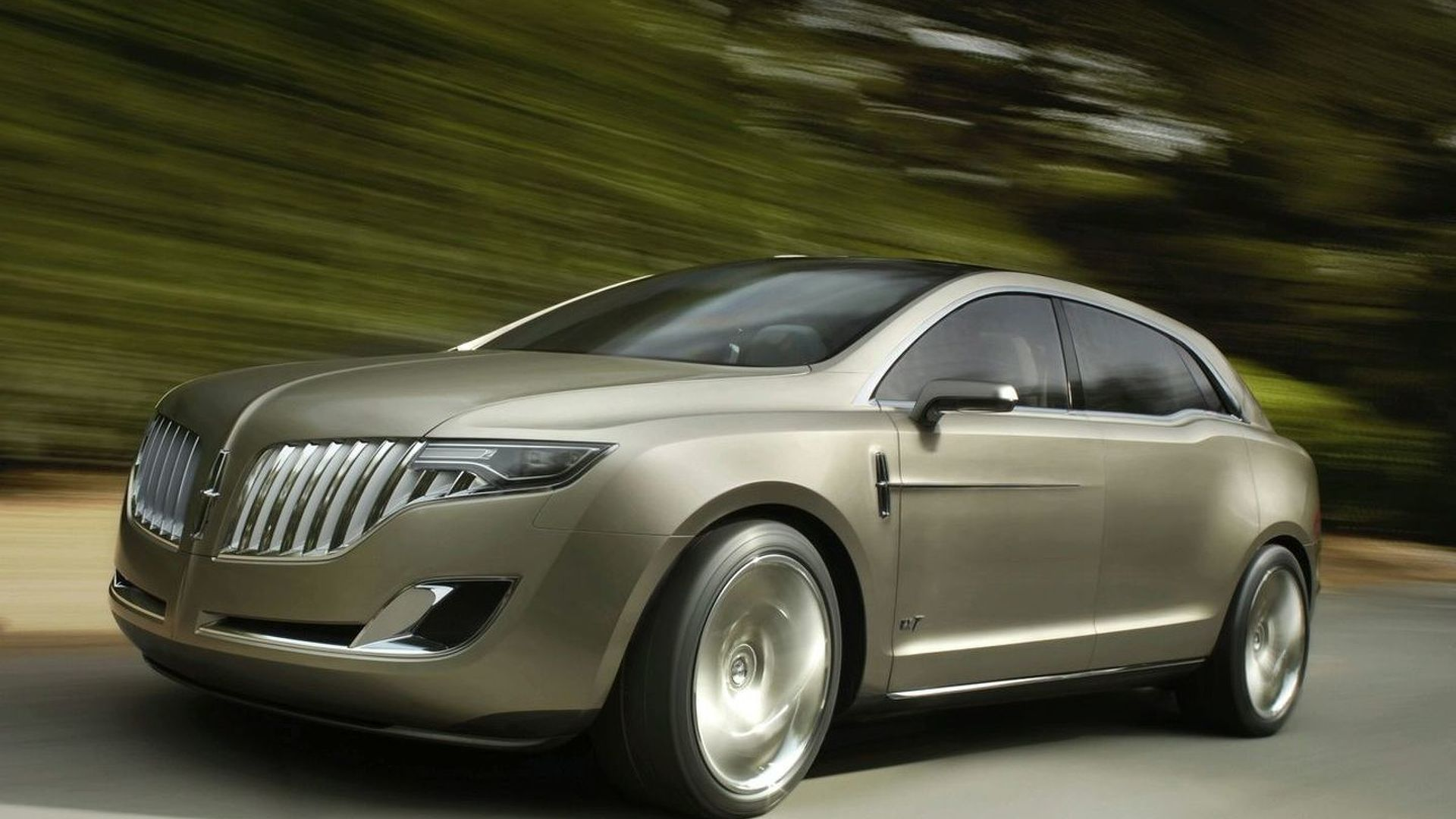 Lincoln MKT Concept Unveiled at NAIAS