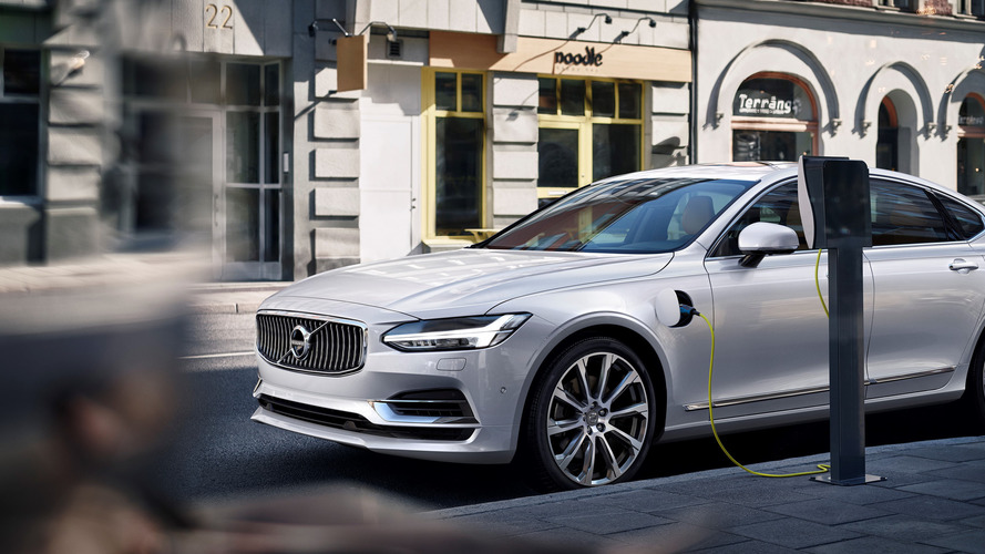Volvo EV with 100-kWh battery coming in 2019