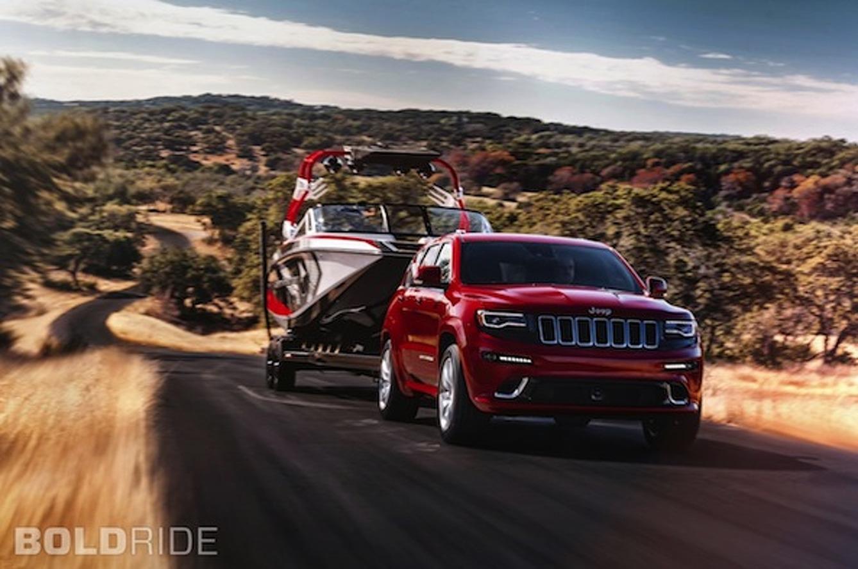Wheels Wallpaper: 2014 Jeep Grand Cherokee SRT8