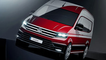 VW hauls out sketches of next-gen Crafter