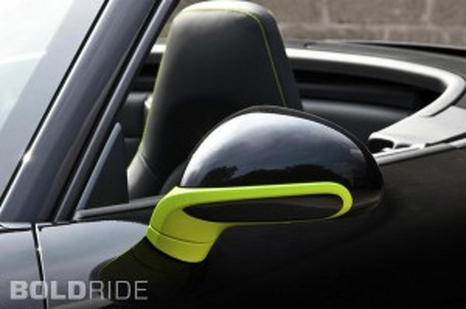 TechArt Porsche 911 Serves Up a Pseudo-Spyder