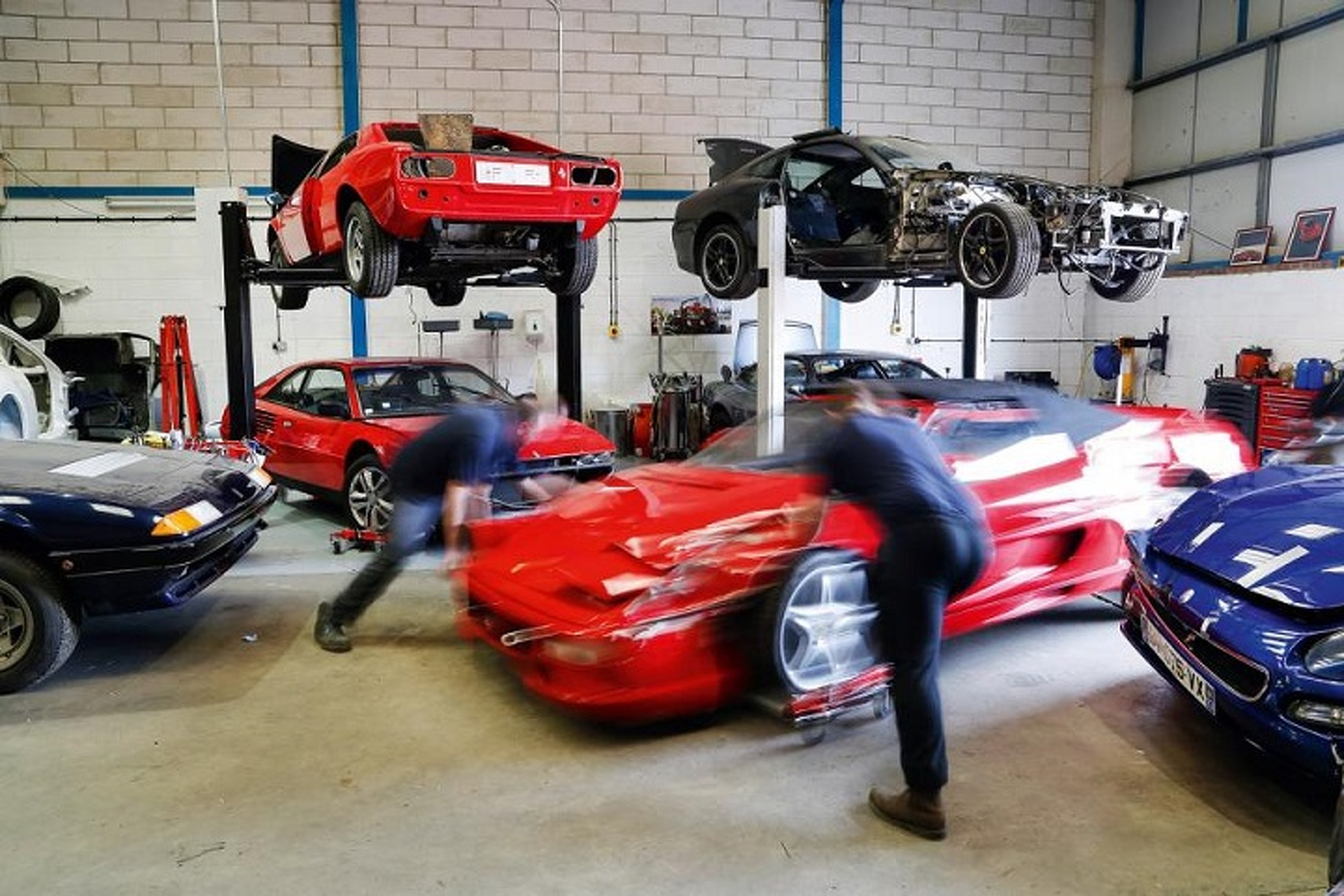Where Do Supercars Go To Die?