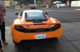 Sonoma Teens Caught Renting $240,000 McLaren with Stolen Credit Card