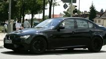 BMW M3 4-Door Sedan spy pics