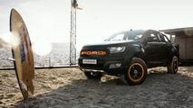 Ford Ranger recebe preparação e ganha ares de F-150 Raptor