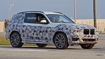 Photos espion - La future BMW X3 2017 bientôt prête pour son lancement